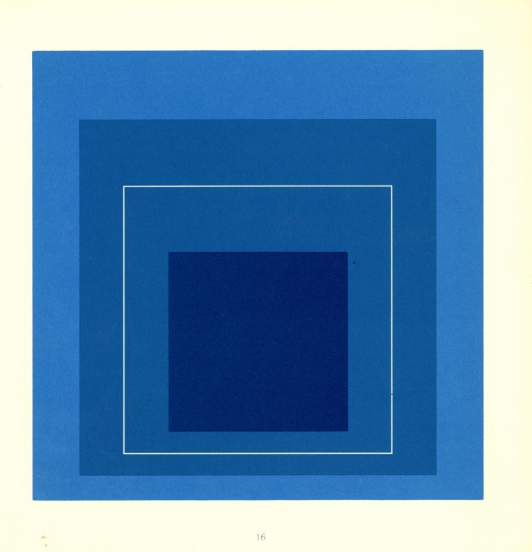 Josef Albers: white line squares. Josef. Hopkins Albers, Kenneth E., Henry T. Tyler.