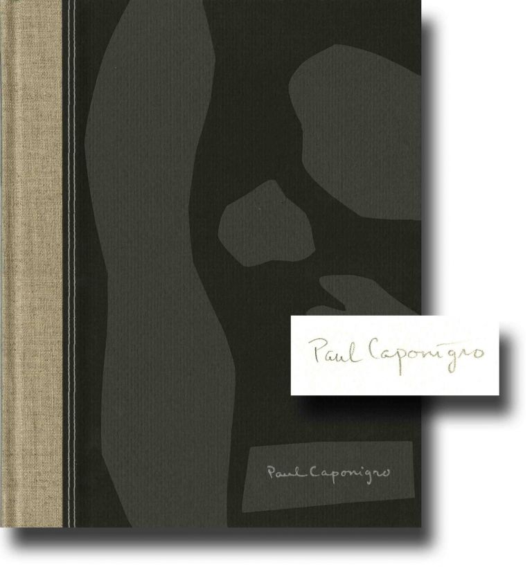 On Prior Lane: a firefly's light; The Cushing interviews. Signed & numbered, SALE PRICE through December 31, 2018. Paul Caponigro.