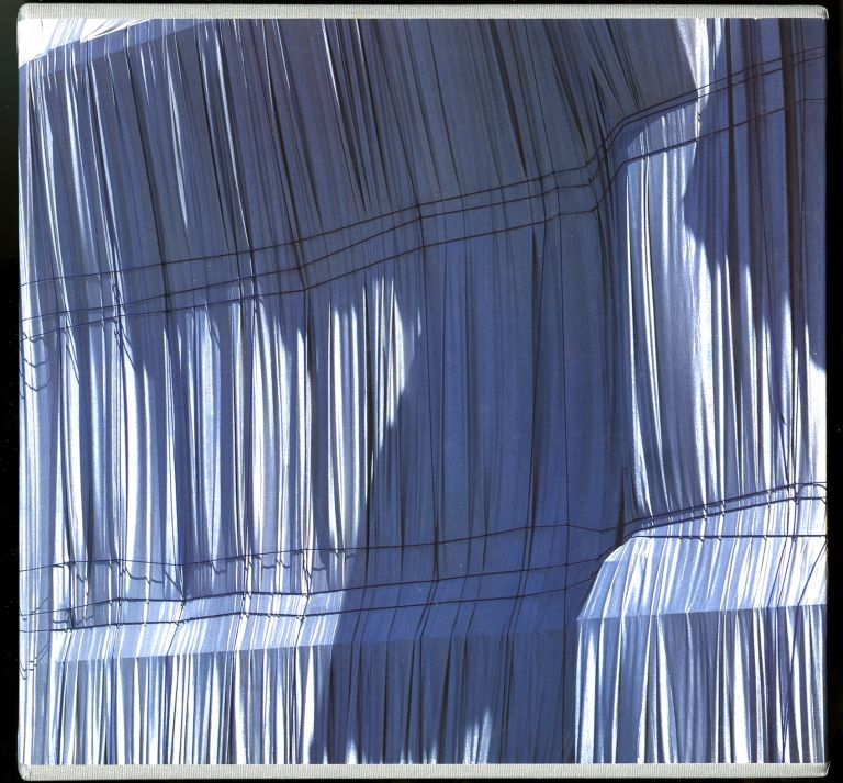 Wrapped Reichstag: Berlin 1971-95. Hors-commerce copy signed and numbered by the artists and photographer. Christo, Jeanne-Claude. Wolfgang Volz. David Bourdon.