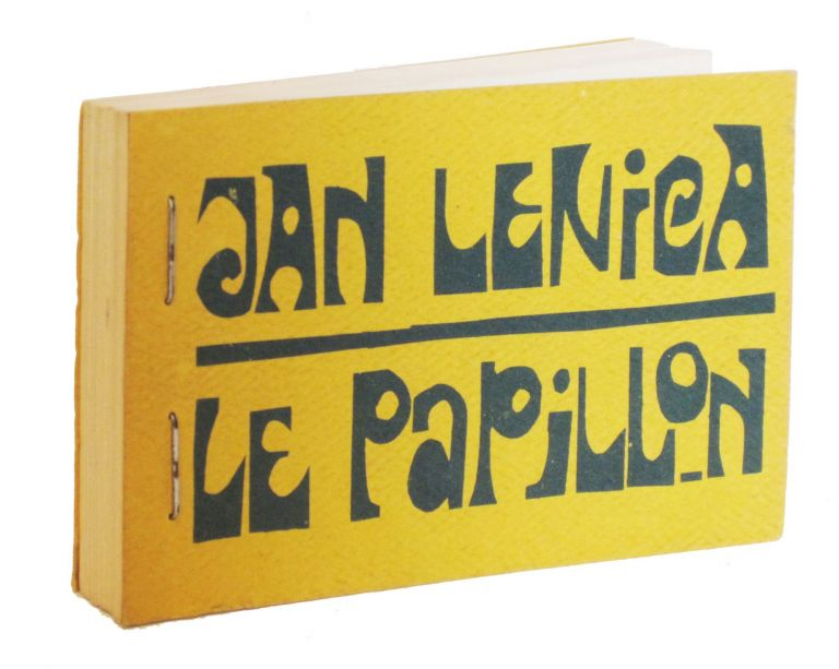 Le Papillon. Jan Lenica.