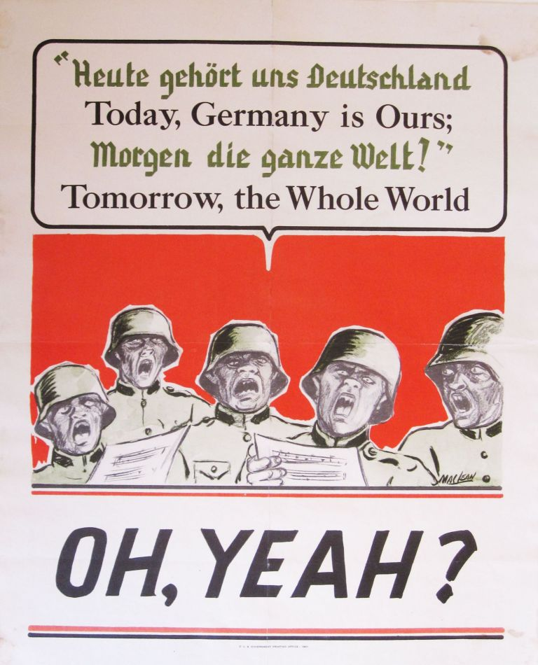 """Heute gehört uns Deutschland 