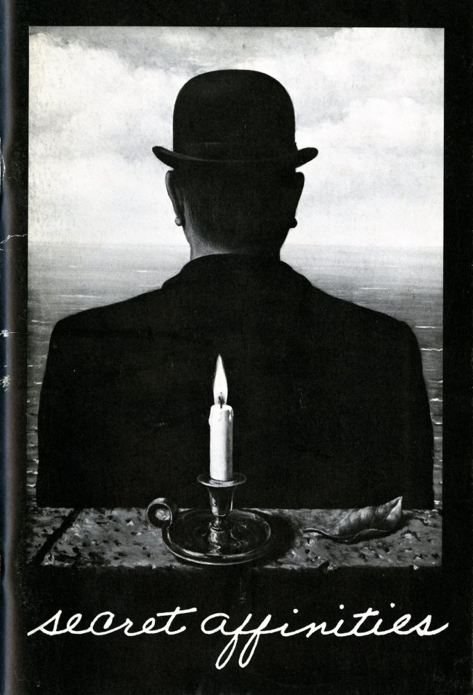Secret affinities: words and images by René Magritte. René Magritte.
