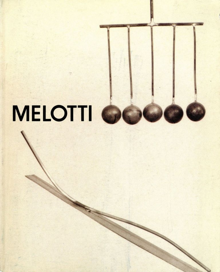 Melotti by Fausto Melotti on Laurence McGilvery