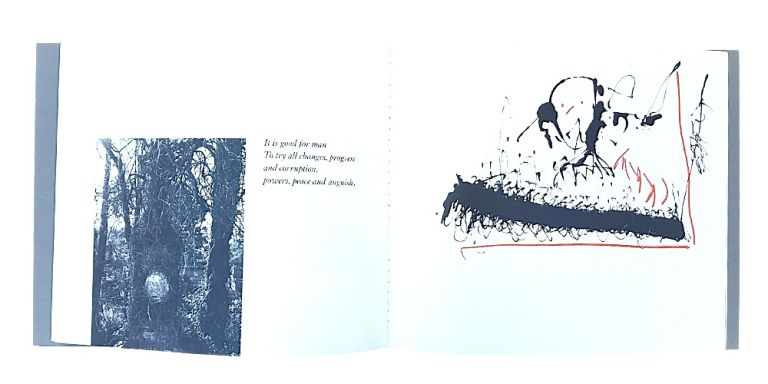 Apropos. Ed. by Constance Glenn. Robert Motherwell, Renate Ponsold.