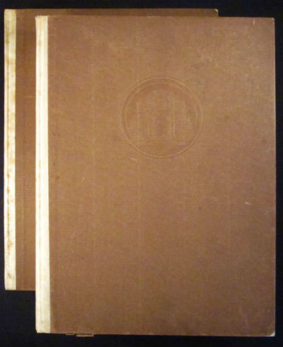 Catalogue de luxe of the Department of Fine Arts, Panama-Pacific International Exposition, ed. by John Trask. . . and J. Nilsen Laurvik. 1915. Dept. of Fine Arts San Francisco. Panama-Pacific International Exposition.