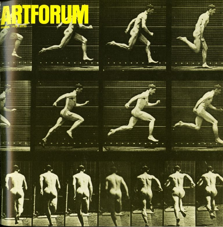 Artforum. Vol. XI (11), nos. 1-10 complete. September 1972-June 1973. As new, bound. Sale price through 10/31/2019. John Coplans, ed.