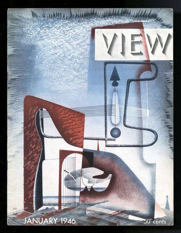 View. Series V, No. 6, January 1946. Charles Henri Ford, Marc, Jorge Luis. Chagall, Edith. Borges, ed. Sitwell.