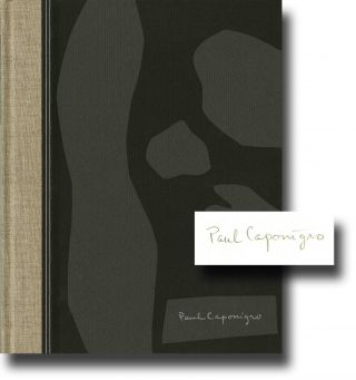 On Prior Lane: a firefly's light; The Cushing interviews. Signed & numbered. Paul Caponigro.
