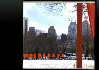 The Gates: Central Park, New York City, 1979–2005. Hors-commerce copy signed and numbered by the artists and photographer