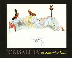Crisalida. Salvador. Wallace Laboratories Dali