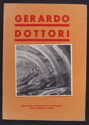 Gerardo Dottori: aeropittore futurista umbro. 1942. SALE PRICE through 31 December 2019. Gerardo...
