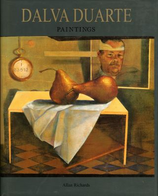 Dalva Duarte. Dalva Duarte, Allan Richards, the artist.