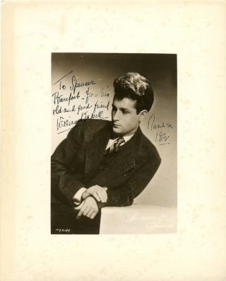 Signed & inscribed musical photographs: a collection of 60 examples + related material. Spencer...