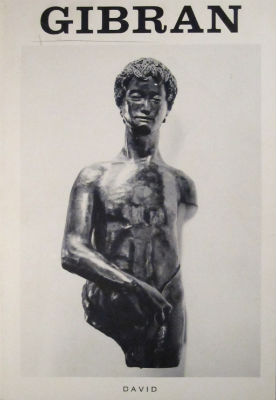 Kahlil Gibran: recent sculptures; first New York one-man exhibition. Kahlil Gibran, Boston b. 1922.