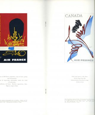 14 posters for Air France [sic]