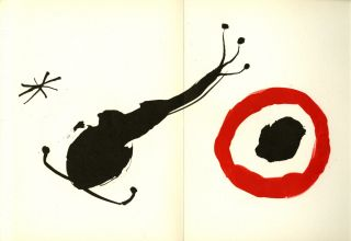 Joan Miró. With 10 lithographs