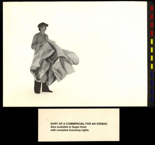 Sort of a commercial for an icebag. Prospectus. Claes. Gemini G. E. L. Oldenburg
