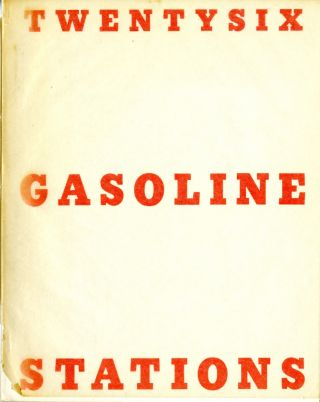 Twentysix gasoline stations. Third edition, 1969