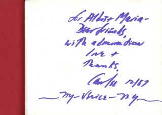 More than meat joy: complete performance works & selected writing. Inscribed