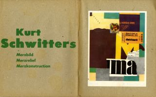 Sidney Janis presents an exhibition of collage, painting, relief & sculpture by Schwitters....