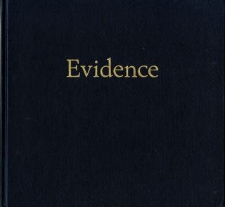 Evidence. Afterword by Robert F. Forth. Larry. Mandel Sultan, Mike.