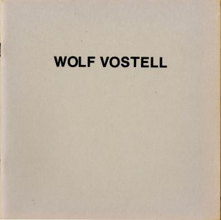 LAICA - Los Angeles - Ars Viva - Berlin 1980. Wolf Vostell