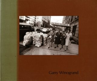 Garry Winogrand. Garry Winogrand