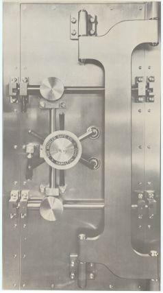 The Mosler Safe Co., Hamilton, Ohio. Poster. George Maciunas, photographer. Fluxus