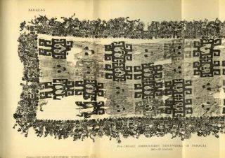 Paracas: a contribution to the study of Pre-Incaic textiles in ancient Peru