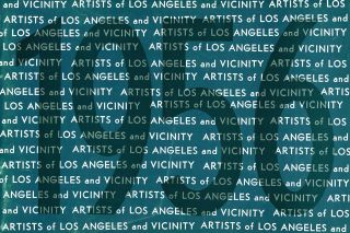 Artists of Los Angeles and vicinity: 1956 annual exhibition. Los Angeles County Museum