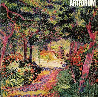 Artforum. Volumes 3-18 complete, mostly bound, mostly from John Coplans' personal set, Sept. 1964 through Summer 1980. SALE PRICE through December 31, 2018