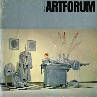 Artforum. Volume II, number 12. Summer 1964. The Los Angeles scene today. John. Irwin Coplans,...