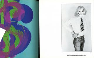 Artforum. Volume XX (20), number 6, February 1982. Special issue with record by Laurie Anderson