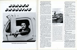 High performance: the performance art quarterly. Issue no. 5, volume 2, number 1, March 1979