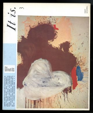 It is: a magazine for abstract art [title varies]. Complete set: nos. 1-6