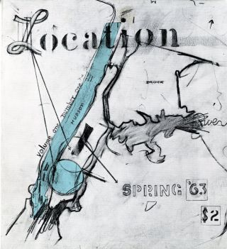 Location, complete. Vol. 1, no. 1, Spring 1963, and vol. 1, no. 2, Summer 1964