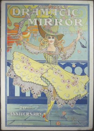 New York Dramatic Mirror [also New York Mirror; Dramatic Mirror], 20 Christmas issues 1886–1906 (except 1891). SALE PRICE through December 31, 2018