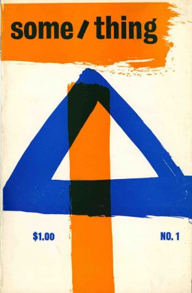 Some/thing. No. 1 through nos. 4 & 5, Spring 1965–Summer 1968 (complete)