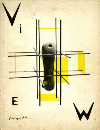 View. Series VII, No. 1, October 1946. Charles Henri Ford, Paul, Edith. Bowles, Tyler. Sitwell,...