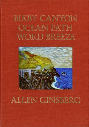 Bixby Canyon ocean path word breeze. Allen. Webb Ginsberg, William, photographer.